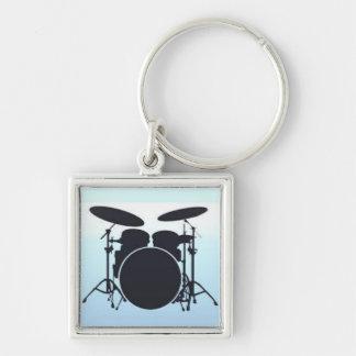 Porte - clé de tambour porte-clés