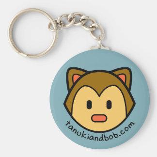 Porte - clé de Tanuki Porte-clef