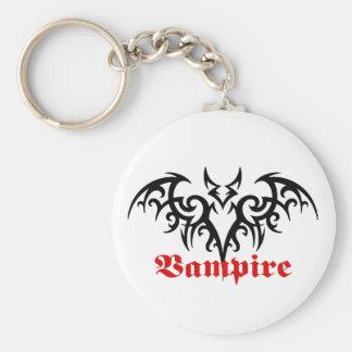 Porte - clé de tribal de batte de vampire porte-clés