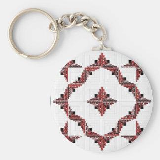 Porte - clé de variation de cabine de rondin porte-clés