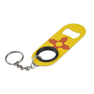 Porte-clé Décapsuleur Drapeau du Nouveau Mexique