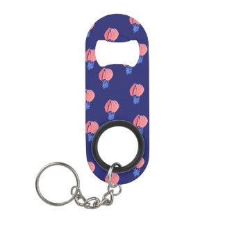 Porte-clé Décapsuleur Ouvreur de bouteille de ballons à air mini avec le