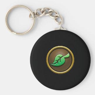 Porte - clé d'école de la vie Wizard101 Porte-clés