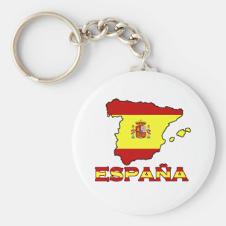 Porte - clé d'España Porte-clé Rond