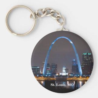 Porte - clé d'horizon de St Louis Porte-clés