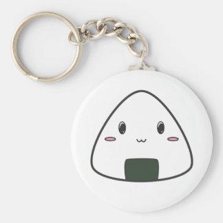 Porte - clé d'Onigiri Porte-clé Rond
