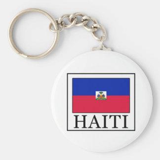 Porte - clé du Haïti Porte-clé Rond