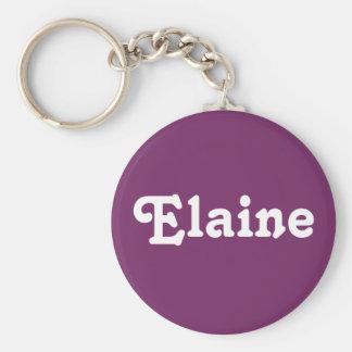 Porte - clé Elaine Porte-clé Rond