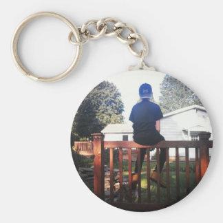 Porte - clé en bois de chasseur porte-clés