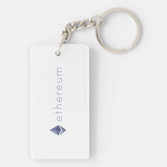 Porte - clé (ETH) d'Ethererum Porte-clefs