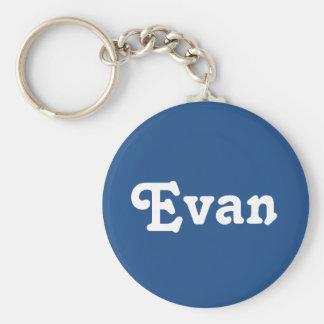 Porte - clé Evan Porte-clé Rond