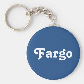 Porte - clé Fargo Porte-clés