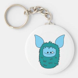 Porte - clé - Fuzzling bleu Porte-clés