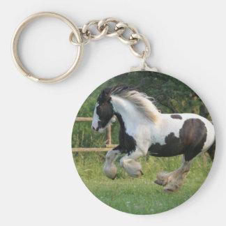 Porte - clé gitan de cheval porte-clés