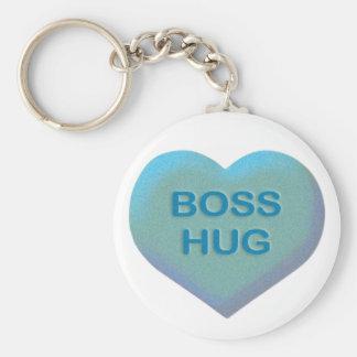 Porte - clé heureux de jour de Valentines Porte-clés