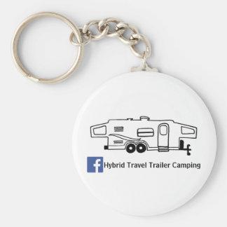 Porte - clé hybride de camping de remorque de porte-clés