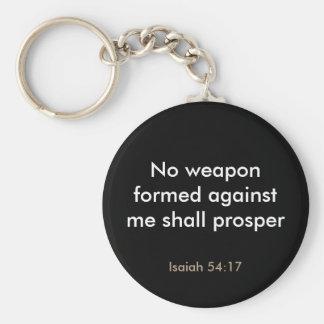 Porte - clé inspiré de vers de bible porte-clés