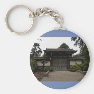 Porte - clé japonais du jardin de thé de San Porte-clés