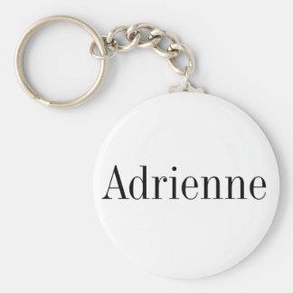 Porte - clé nommé d'Adrienne Porte-clés