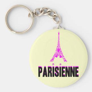 Porte clé Parisienne Porte-clefs