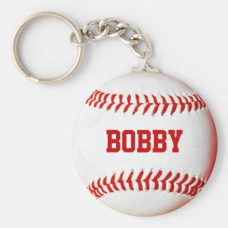 Porte - clé personnalisé de base-ball porte-clés