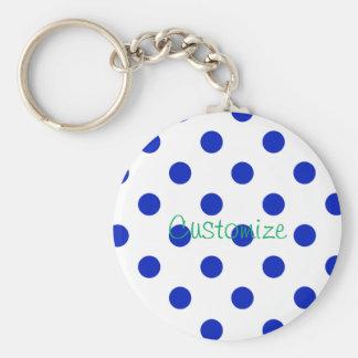 Porte - clé porte-clé rond