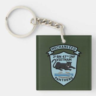 Porte-clefs 2/47th Infanterie 9èmes FNI. Division, porte - clé