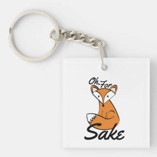 Porte-clefs Ah, dans l'intéret de Fox