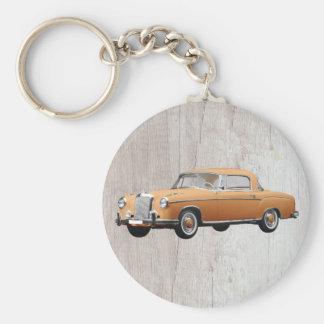 porte-clefs ancienne voiture mercedes-benz