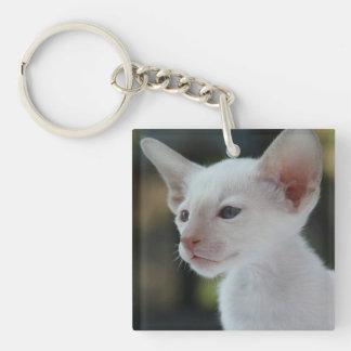 Porte-clefs Bébé Kitty siamois