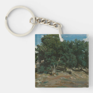 Porte-clefs Chênes de Fontainebleau
