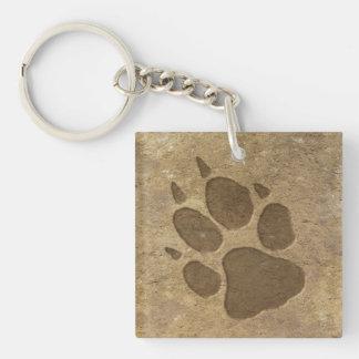 Porte-clefs Copie de loup