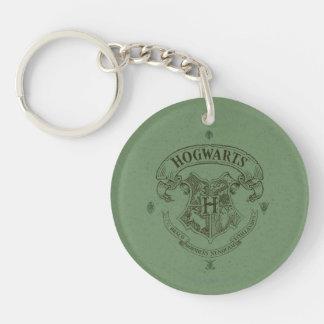 Porte-clefs Crête de bannière de Harry Potter   Hogwarts