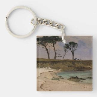 Porte-clefs Crique de mer