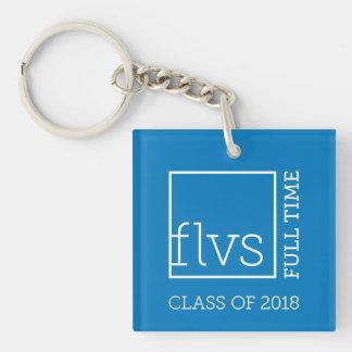 Porte-clefs De FLVS porte - clé 2018 à plein temps