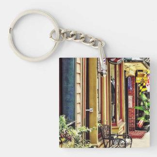 Porte-clefs DM d'Annapolis - Raseur-coiffeur et studio de