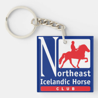 Porte-clefs Double porte - clé dégrossi de NEIHC