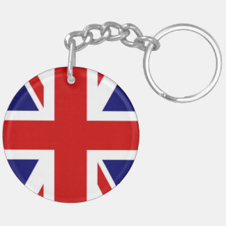 Porte-clefs Drapeau classique du Royaume-Uni