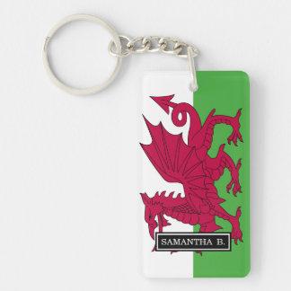 Porte-clefs Drapeau du Pays de Galles