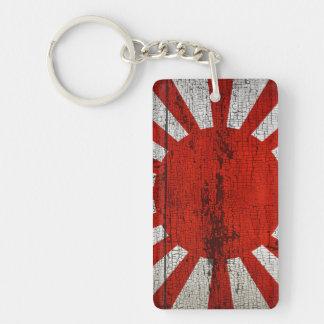 Porte-clefs Drapeaux de pays affligés | Japon