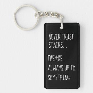 Porte-clefs Escaliers sournois