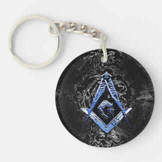Porte-clefs Esprits maçonniques (BlueSwish)