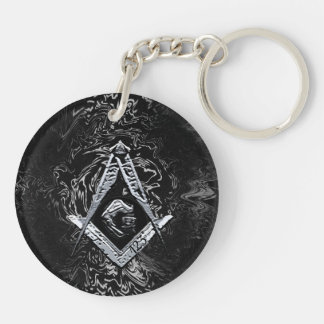 Porte-clefs Esprits maçonniques (SilverySwish)
