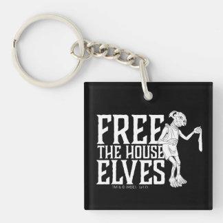 Porte-clefs Harry Potter | librement les elfes de Chambre