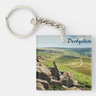 Porte-clefs Hathersage amarrent en photo de souvenir de