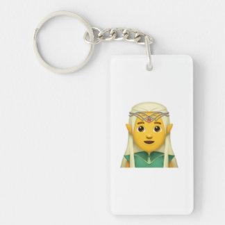 Porte-clefs Homme Elf - Emoji