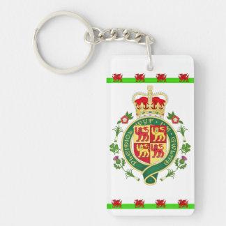 Porte-clefs Insigne royal du Pays de Galles