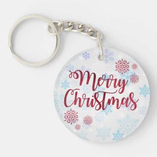 Porte-clefs Joyeux Noël 2