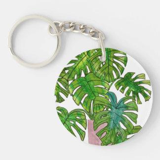Porte-clefs Jungle mise en pot I