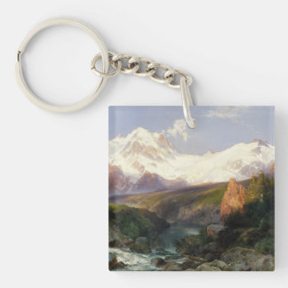 Porte-clefs La chaîne de Teton